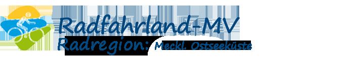 Radregion Mecklenburgische Ostseekueste Logo