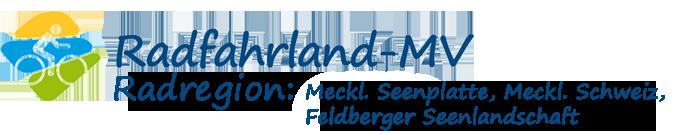 Radregion Mecklenburgische Seenplatte Logo