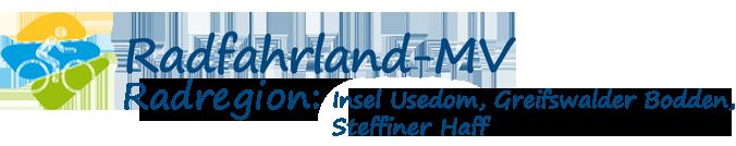 Radregion Usedom Logo